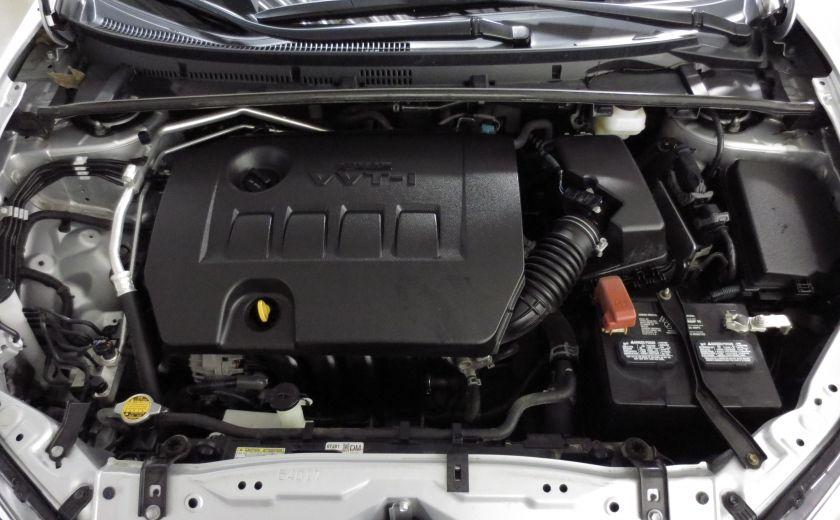 2016 Toyota Corolla S AUTO TOIT  CAMÉRA SIEGES CHAUFFANTS BLUETOOTH #26