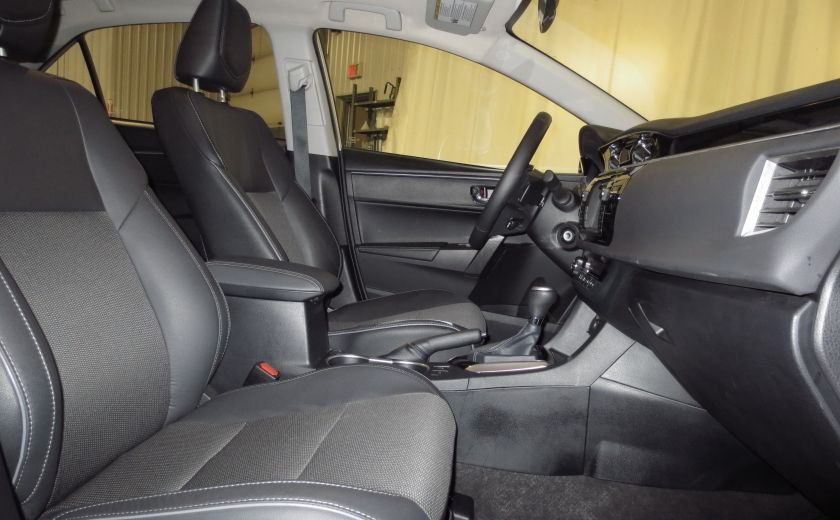2016 Toyota Corolla S AUTO TOIT  CAMÉRA SIEGES CHAUFFANTS BLUETOOTH #13