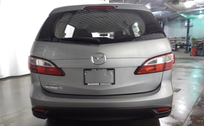 2014 Mazda 5 GS A/C GR.ÉLECTRIQUE MAGS BLUETOOTH #5