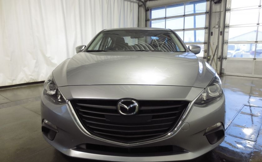 2014 Mazda 3 GX-SKY AUTO A/C MAGS GROUPE ÉLECTRIQUE BLUETOOTH #1