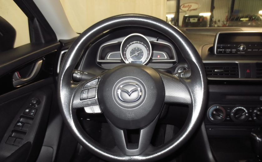 2014 Mazda 3 GX-SKY AUTO A/C MAGS GROUPE ÉLECTRIQUE BLUETOOTH #18