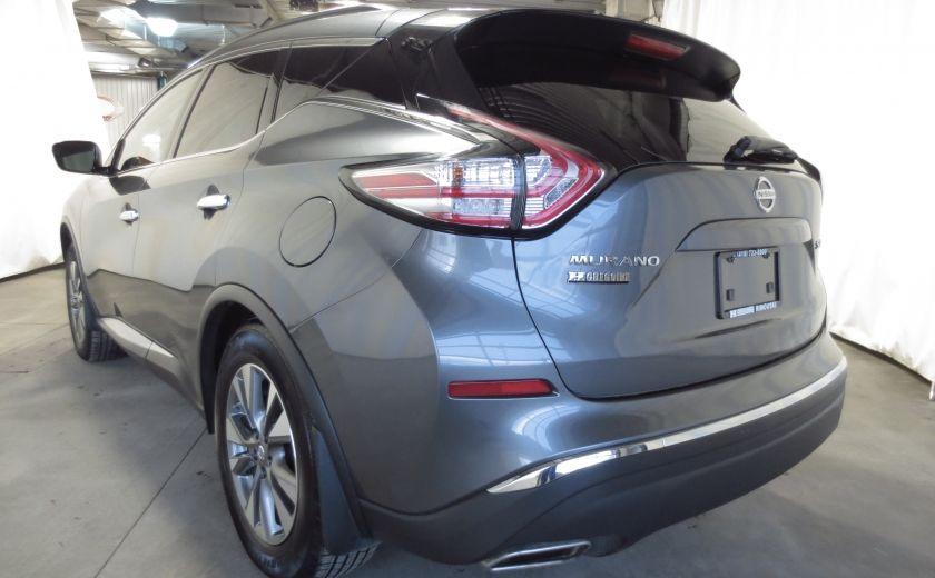 2016 Nissan Murano SV AWD CAMÉRA, VOLANT ET SIEGES CHAUFFANTS TOIT #4