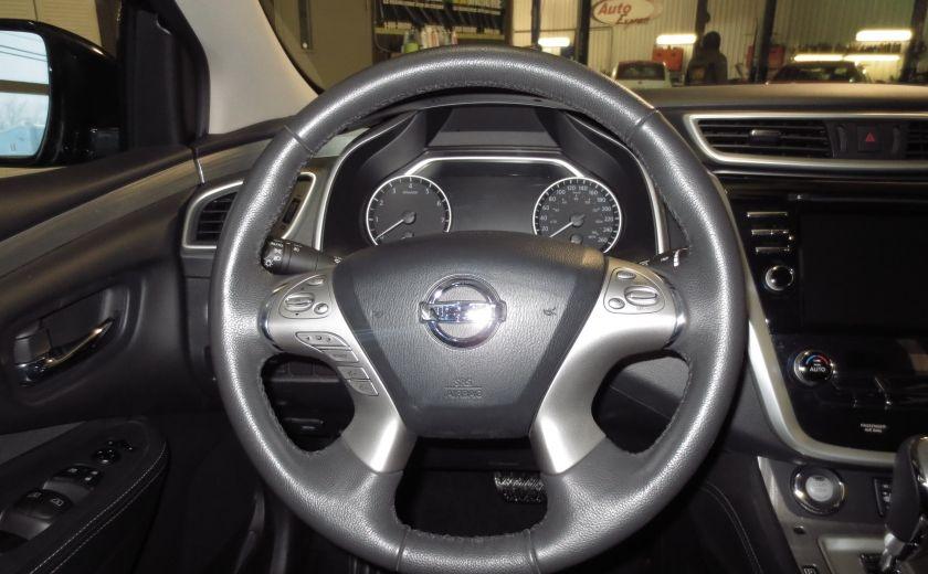 2016 Nissan Murano SV AWD CAMÉRA, VOLANT ET SIEGES CHAUFFANTS TOIT #18