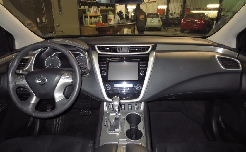 2016 Nissan Murano SV AWD CAMÉRA, VOLANT ET SIEGES CHAUFFANTS TOIT #17