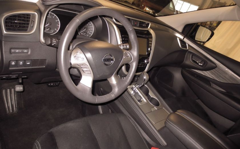 2016 Nissan Murano SV AWD CAMÉRA, VOLANT ET SIEGES CHAUFFANTS TOIT #8