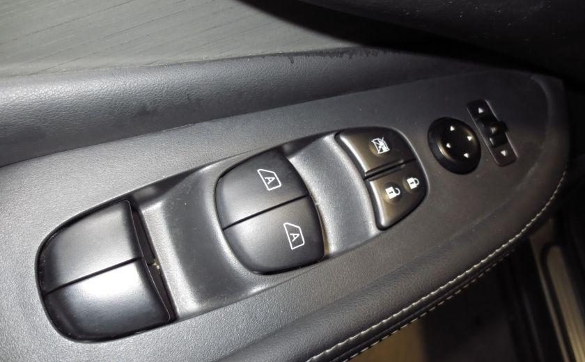 2016 Nissan Murano SV AWD CAMÉRA, VOLANT ET SIEGES CHAUFFANTS TOIT #9