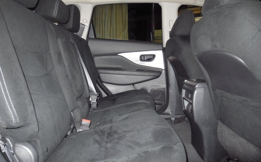 2016 Nissan Murano SV AWD CAMÉRA, VOLANT ET SIEGES CHAUFFANTS TOIT #14