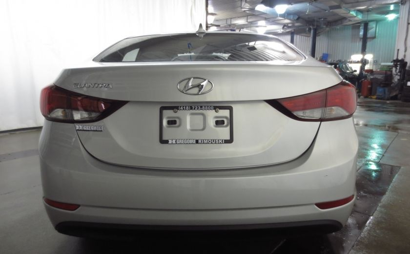 2015 Hyundai Elantra GL A/C BLUETOOTH SIEGES CHAUFFANTS #5