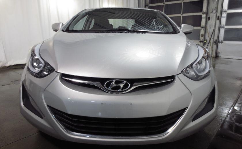 2015 Hyundai Elantra GL A/C BLUETOOTH SIEGES CHAUFFANTS #1