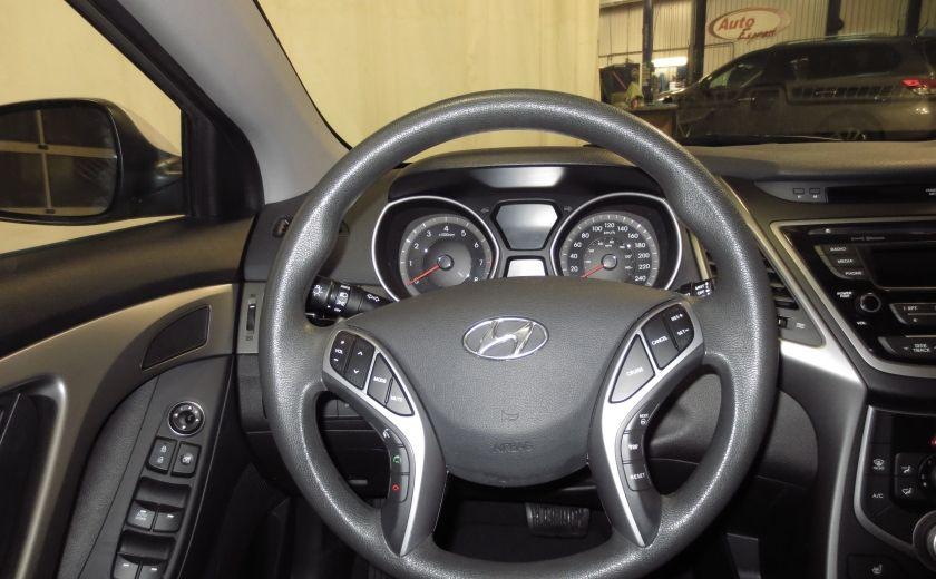 2015 Hyundai Elantra GL A/C BLUETOOTH SIEGES CHAUFFANTS #18