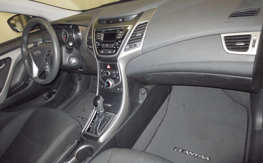 2015 Hyundai Elantra GL A/C BLUETOOTH SIEGES CHAUFFANTS #12