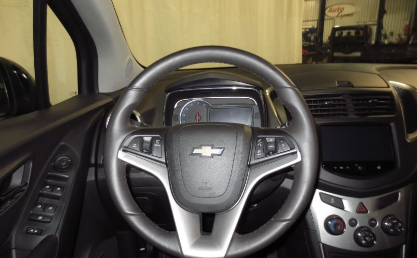 2016 Chevrolet Trax LT AWD CAMÉRA DE RECUL BLUETOOTH #18
