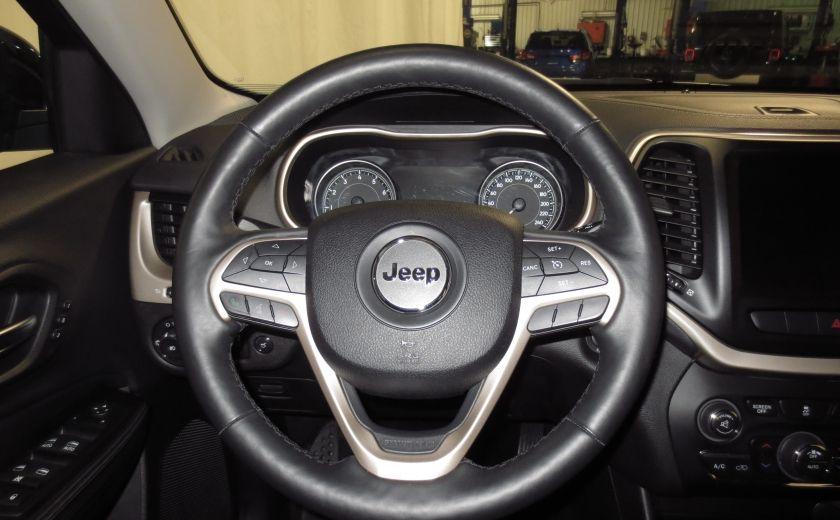 2014 Jeep Cherokee Limited cuir navigation sieges chauffants/ventilés #18