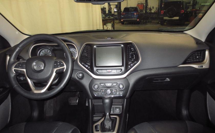 2014 Jeep Cherokee Limited cuir navigation sieges chauffants/ventilés #17