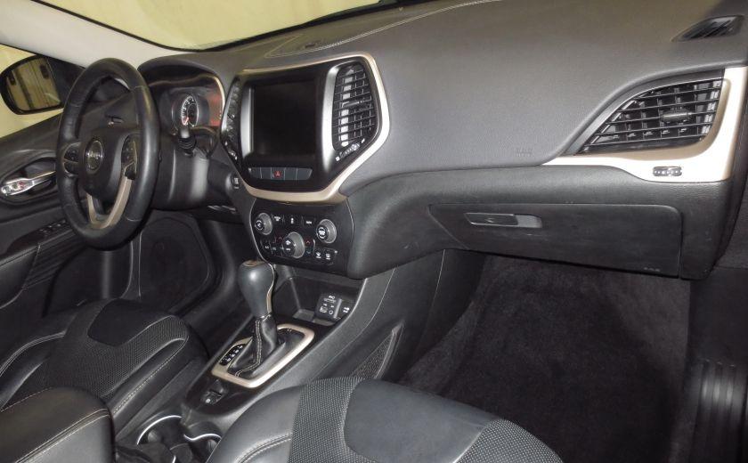 2014 Jeep Cherokee Limited cuir navigation sieges chauffants/ventilés #12