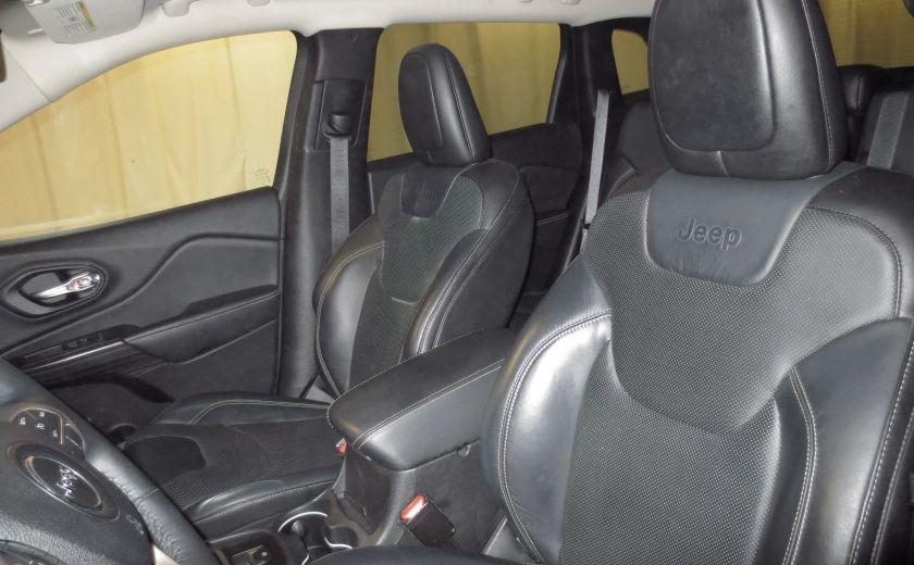 2014 Jeep Cherokee Limited cuir navigation sieges chauffants/ventilés #10