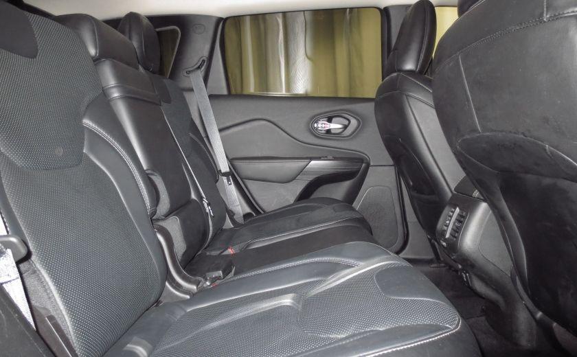 2014 Jeep Cherokee Limited cuir navigation sieges chauffants/ventilés #14