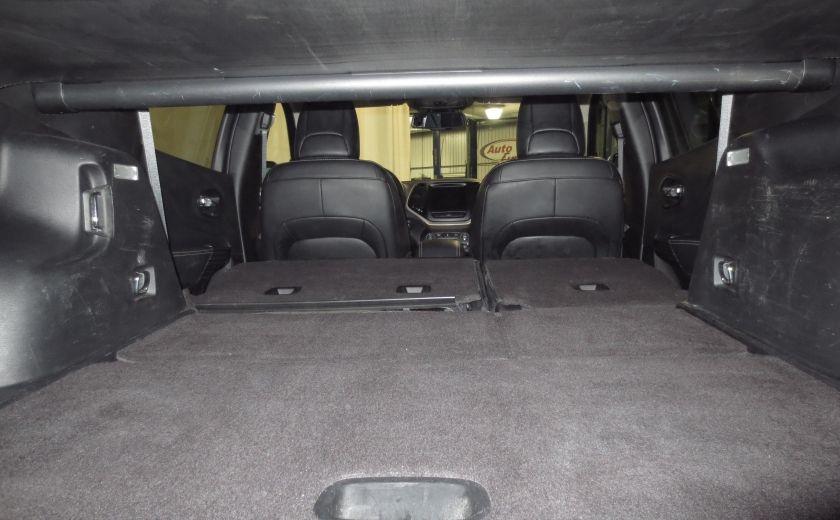 2014 Jeep Cherokee Limited cuir navigation sieges chauffants/ventilés #24