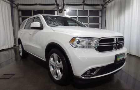 2015 Dodge Durango SXT AWD BLUETOOTH 7 PASSAGERS 3.6L #0