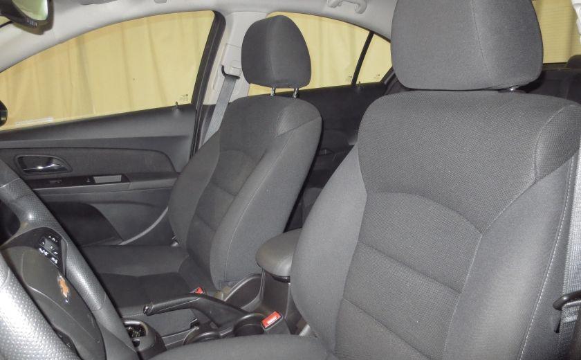 2015 Chevrolet Cruze 1LT TURBO AUTO A/C CAMÉRA DE RECUL BLUETOOTH #10
