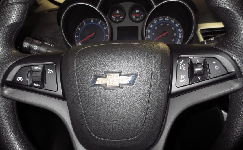 2015 Chevrolet Cruze 1LT TURBO AUTO A/C CAMÉRA DE RECUL BLUETOOTH #19