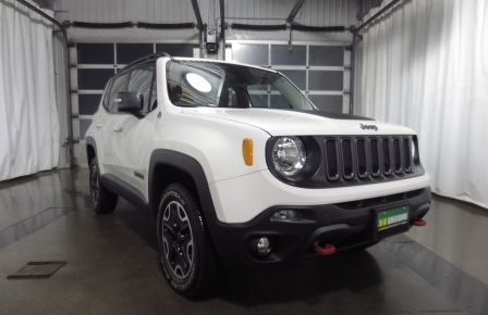 2015 Jeep Renegade TRAILHAWK 4WD NAVI SIEGES CHAUFFANTS BLUETOOTH #0