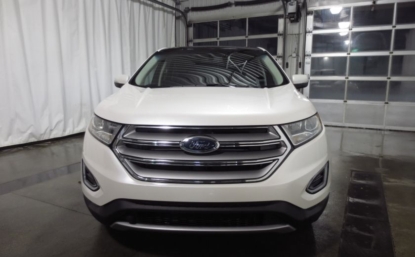 2016 Ford EDGE SEL AWD NAVI TOIT PANORAMIQUE CAMÉRA BLUETOOTH #1