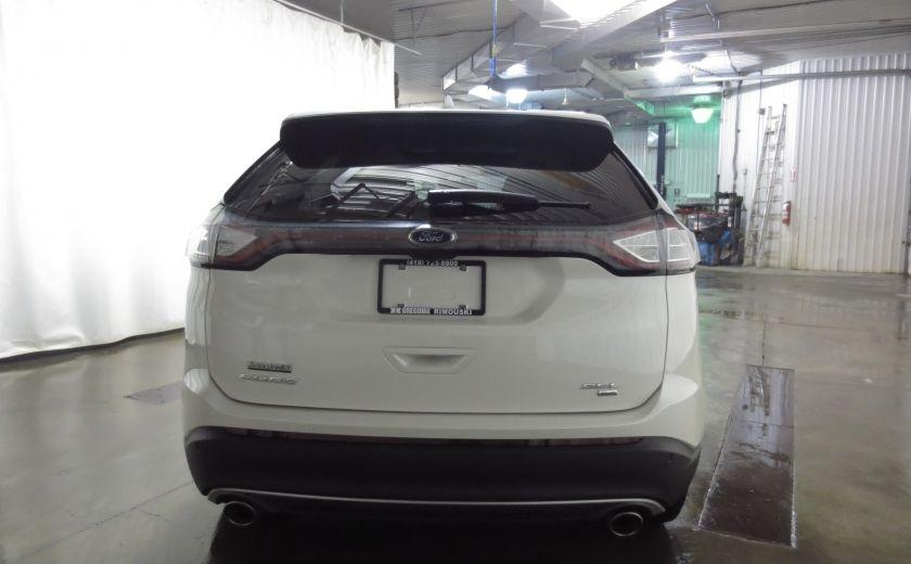 2016 Ford EDGE SEL AWD NAVI TOIT PANORAMIQUE CAMÉRA BLUETOOTH #5