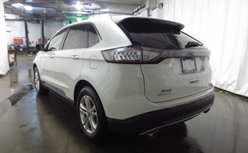 2016 Ford EDGE SEL AWD NAVI TOIT PANORAMIQUE CAMÉRA BLUETOOTH #4