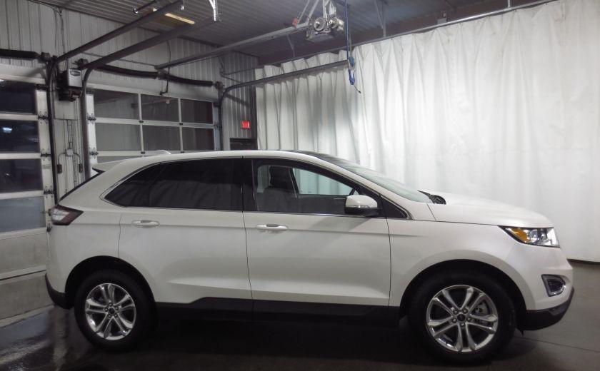 2016 Ford EDGE SEL AWD NAVI TOIT PANORAMIQUE CAMÉRA BLUETOOTH #7