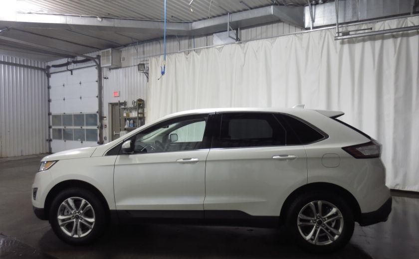 2016 Ford EDGE SEL AWD NAVI TOIT PANORAMIQUE CAMÉRA BLUETOOTH #3