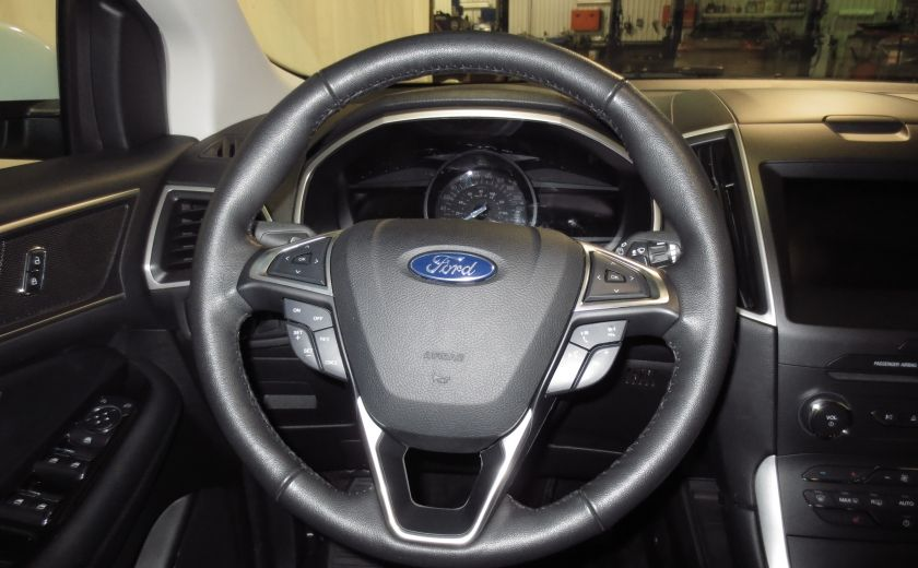2016 Ford EDGE SEL AWD NAVI TOIT PANORAMIQUE CAMÉRA BLUETOOTH #19