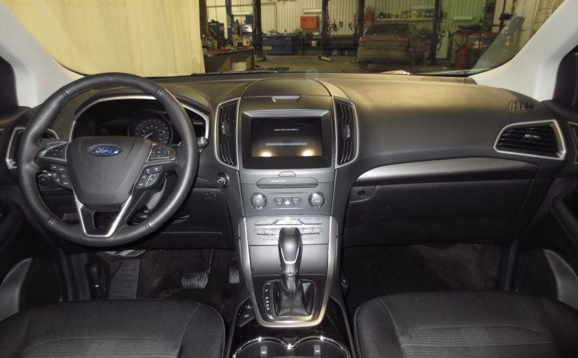 2016 Ford EDGE SEL AWD NAVI TOIT PANORAMIQUE CAMÉRA BLUETOOTH #17