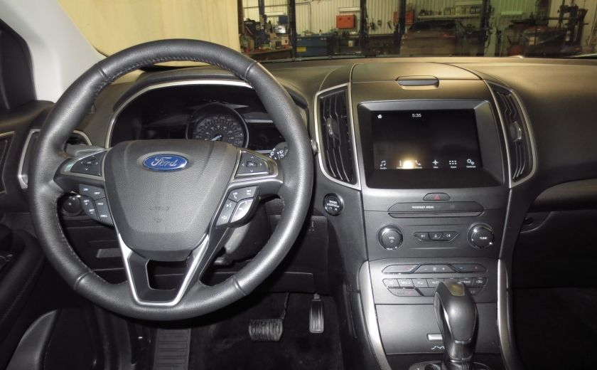 2016 Ford EDGE SEL AWD NAVI TOIT PANORAMIQUE CAMÉRA BLUETOOTH #18