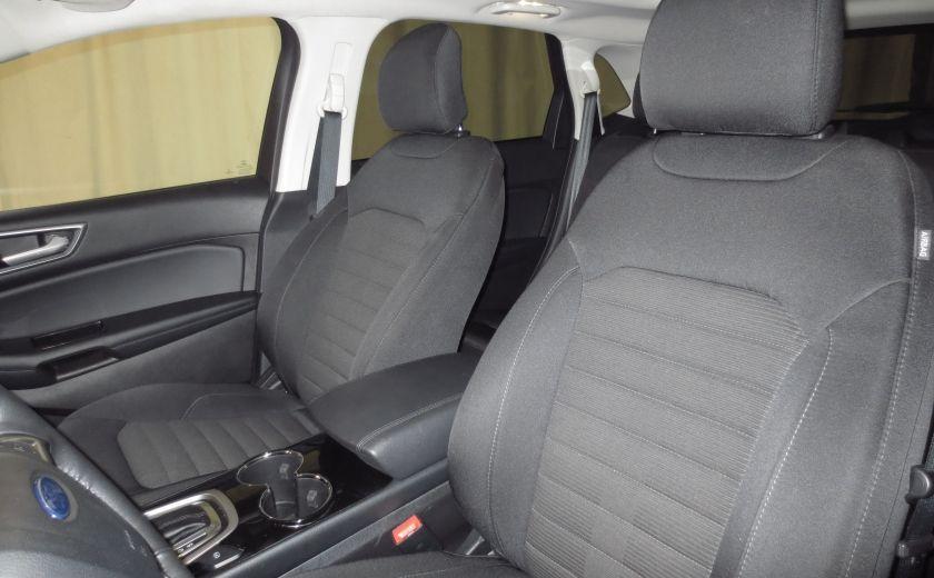 2016 Ford EDGE SEL AWD NAVI TOIT PANORAMIQUE CAMÉRA BLUETOOTH #10