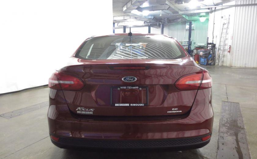 2016 Ford Focus SE MAGS BLUETOOTH SIEGES CHAUFFANTS 8 PNEUS NEUFS #5