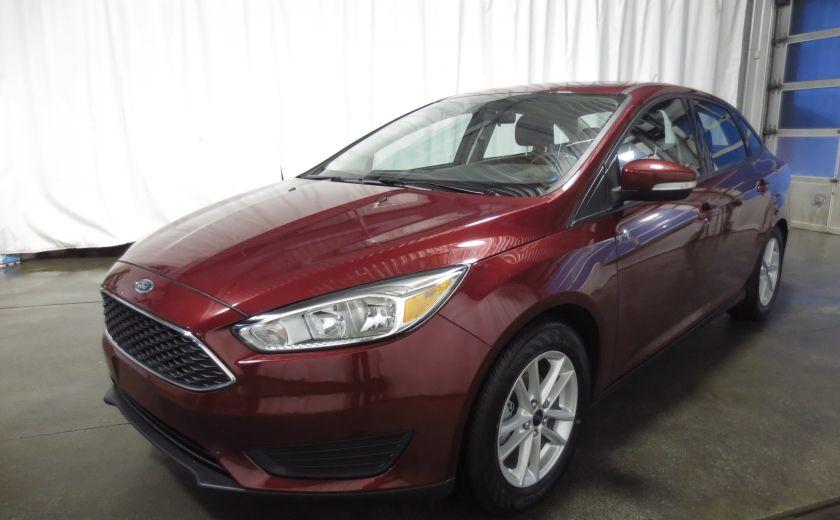 2016 Ford Focus SE MAGS BLUETOOTH SIEGES CHAUFFANTS 8 PNEUS NEUFS #2