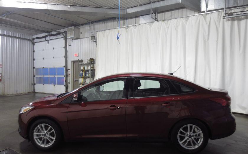 2016 Ford Focus SE MAGS BLUETOOTH SIEGES CHAUFFANTS 8 PNEUS NEUFS #3