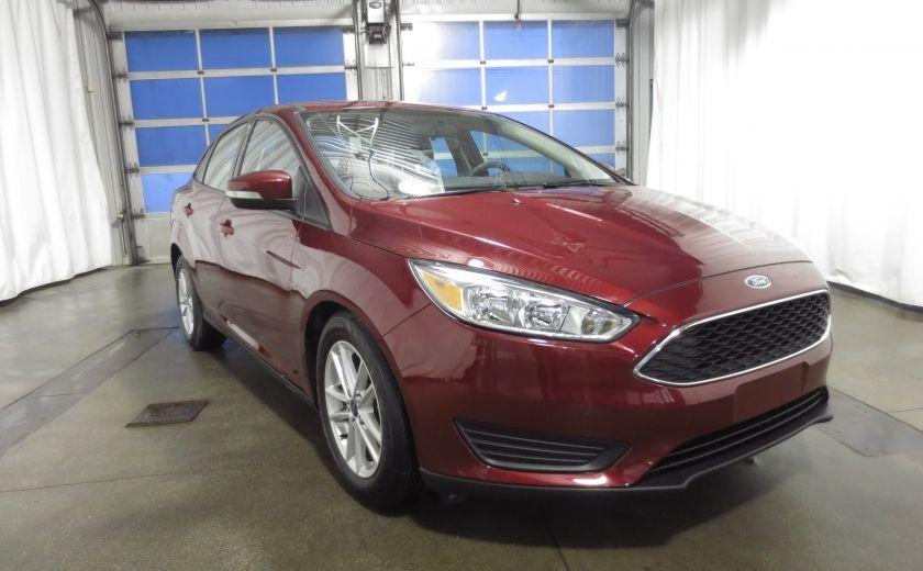 2016 Ford Focus SE MAGS BLUETOOTH SIEGES CHAUFFANTS 8 PNEUS NEUFS #0