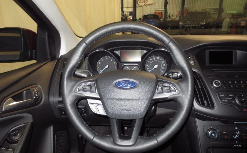 2016 Ford Focus SE MAGS BLUETOOTH SIEGES CHAUFFANTS 8 PNEUS NEUFS #18