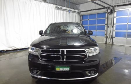 2015 Dodge Durango SXT 4WD 7 PASS. 3.6L BLUETOOTH #0