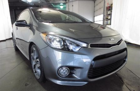2015 Kia Forte SX Luxury TURBO