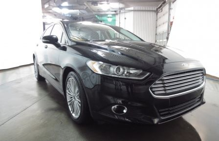 2016 Ford Fusion SE AWD CUIR TOIT NAVIGATION