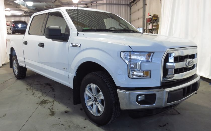 2015 Ford F150 XLT SUPERCREW 4WD ECOBOOST #0