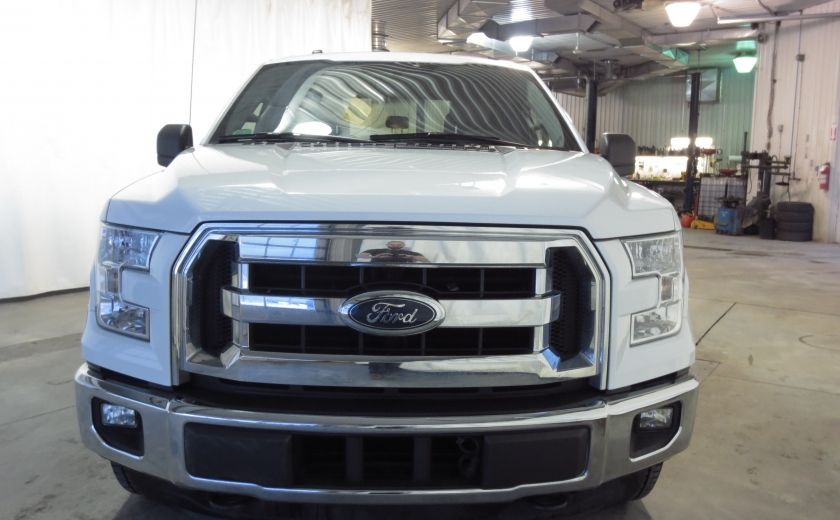 2015 Ford F150 XLT SUPERCREW 4WD ECOBOOST #1