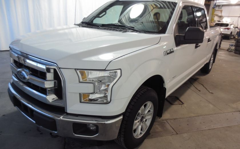 2015 Ford F150 XLT SUPERCREW 4WD ECOBOOST #2