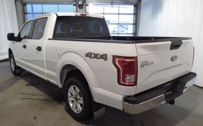 2015 Ford F150 XLT SUPERCREW 4WD ECOBOOST #3