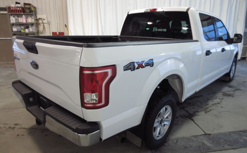 2015 Ford F150 XLT SUPERCREW 4WD ECOBOOST #6