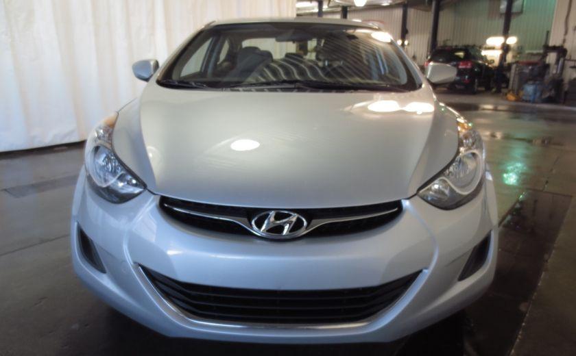 2011 Hyundai Elantra L Auto. Gr. Électrique #1