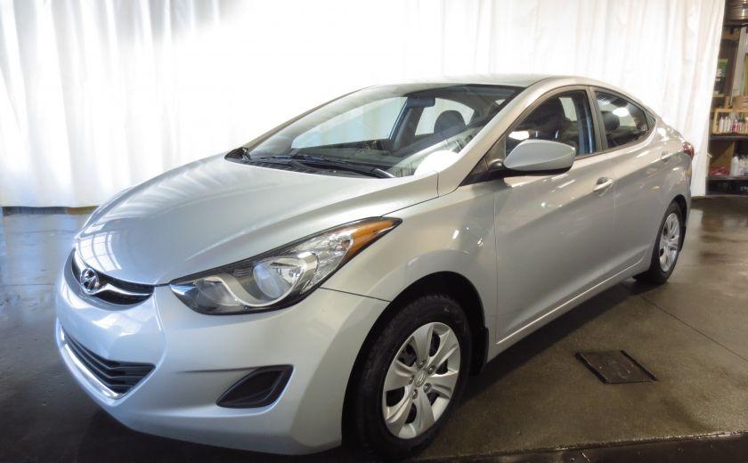 2011 Hyundai Elantra L Auto. Gr. Électrique #2